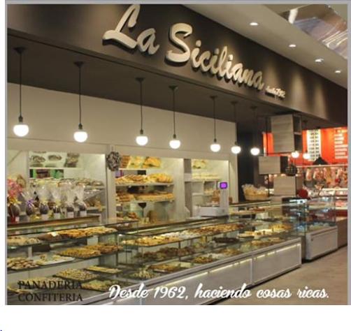 Panaderia y confiteria la Siciliana