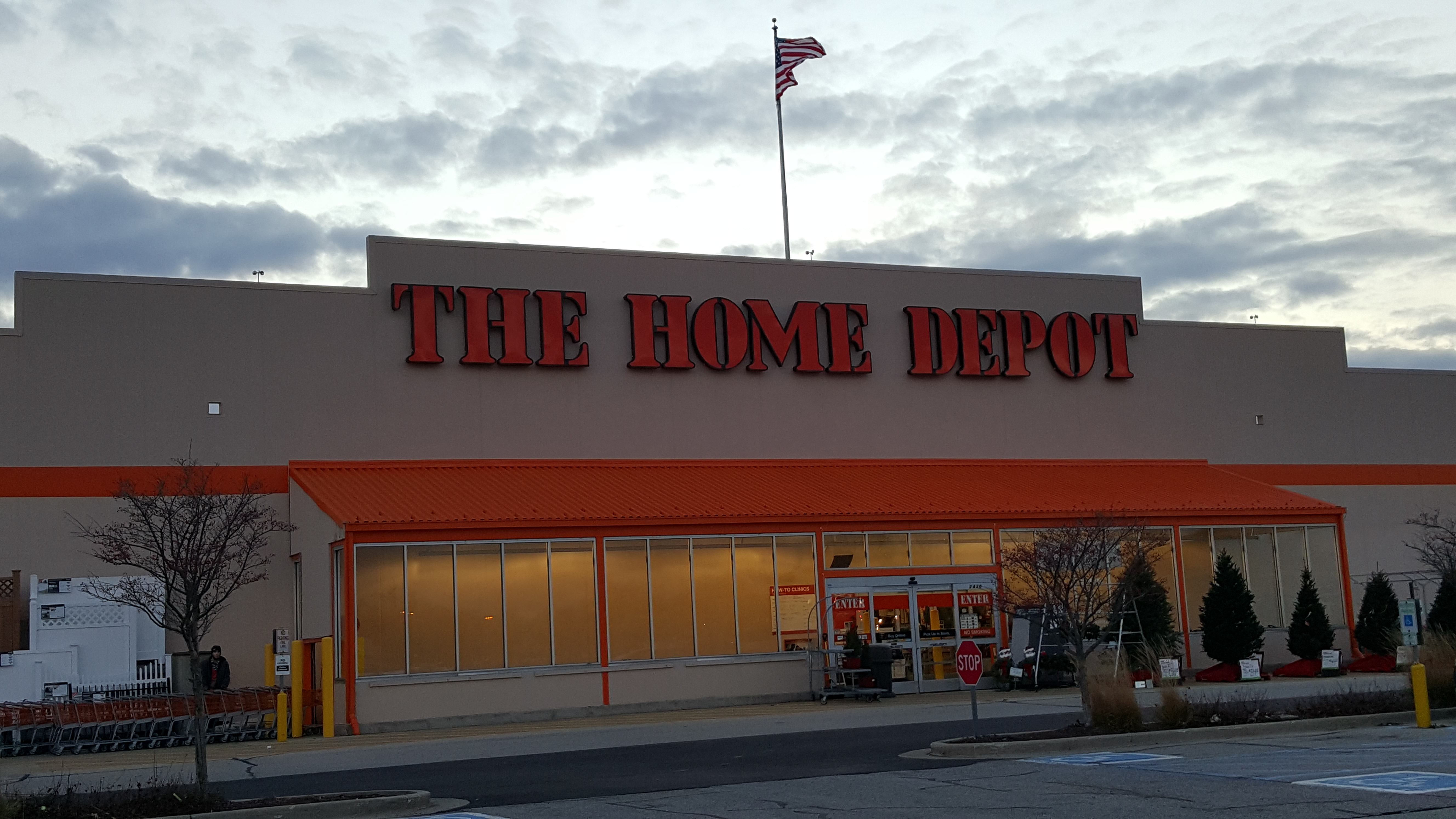 The Home Depot In Valparaiso In 46383