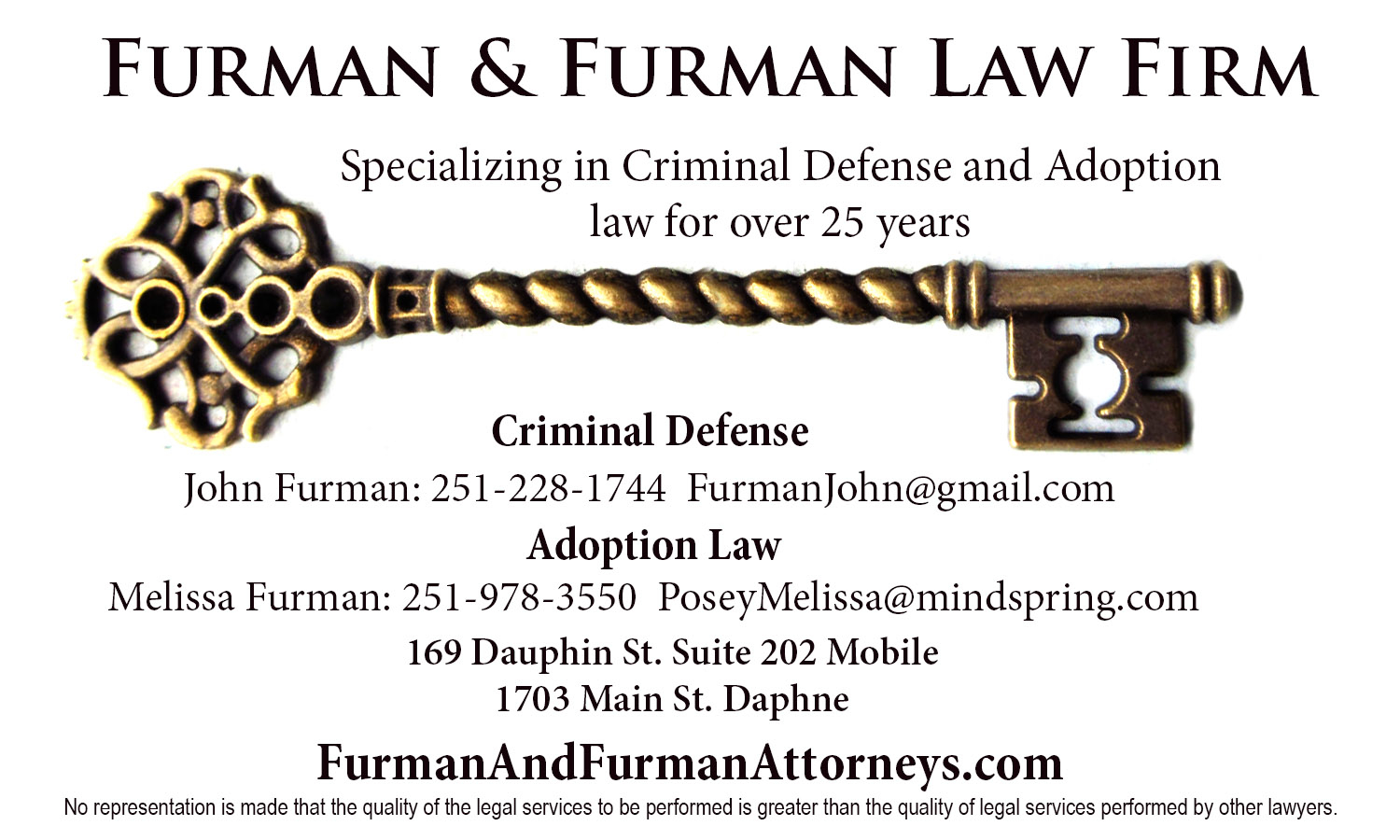John Furman- Attorney at Law