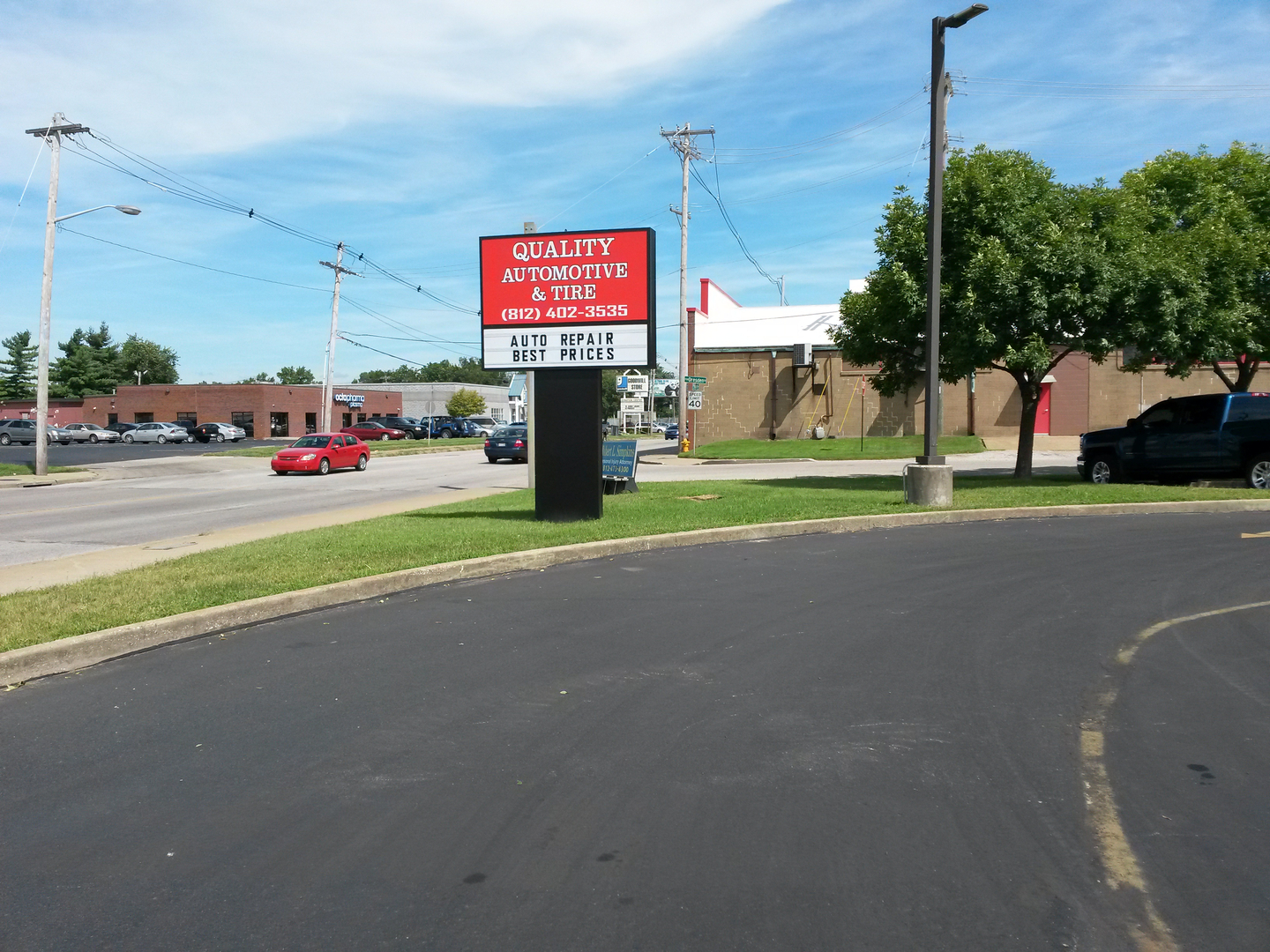 Quality automotive tire evansville indiana in for Wright motors evansville indiana