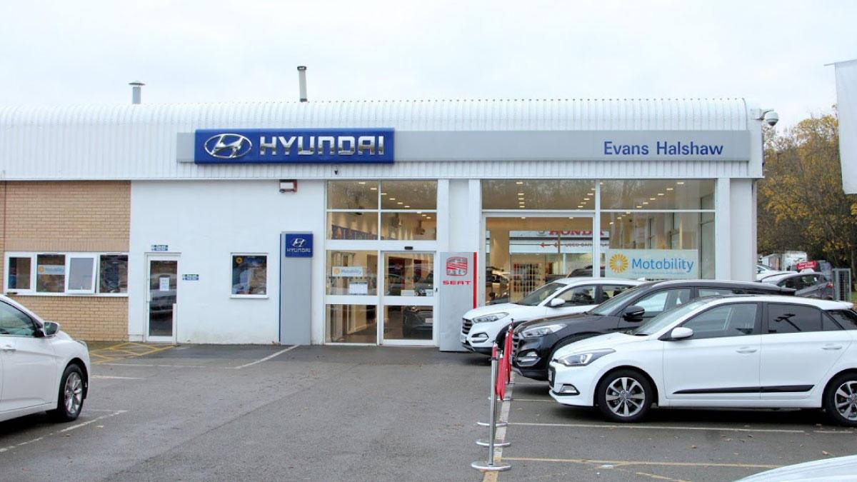 Evans Halshaw Hyundai Harrogate
