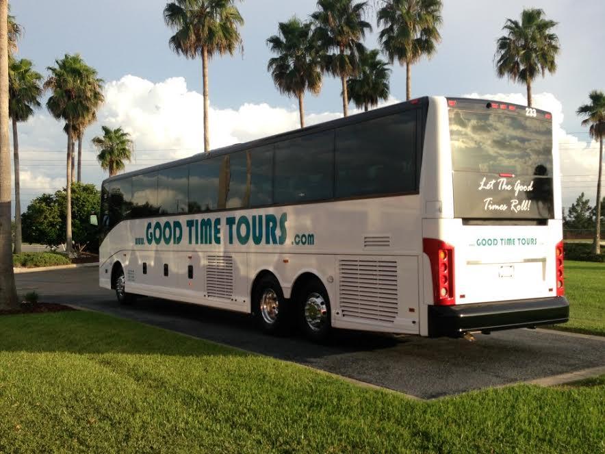Good Time Tours Pensacola Fl