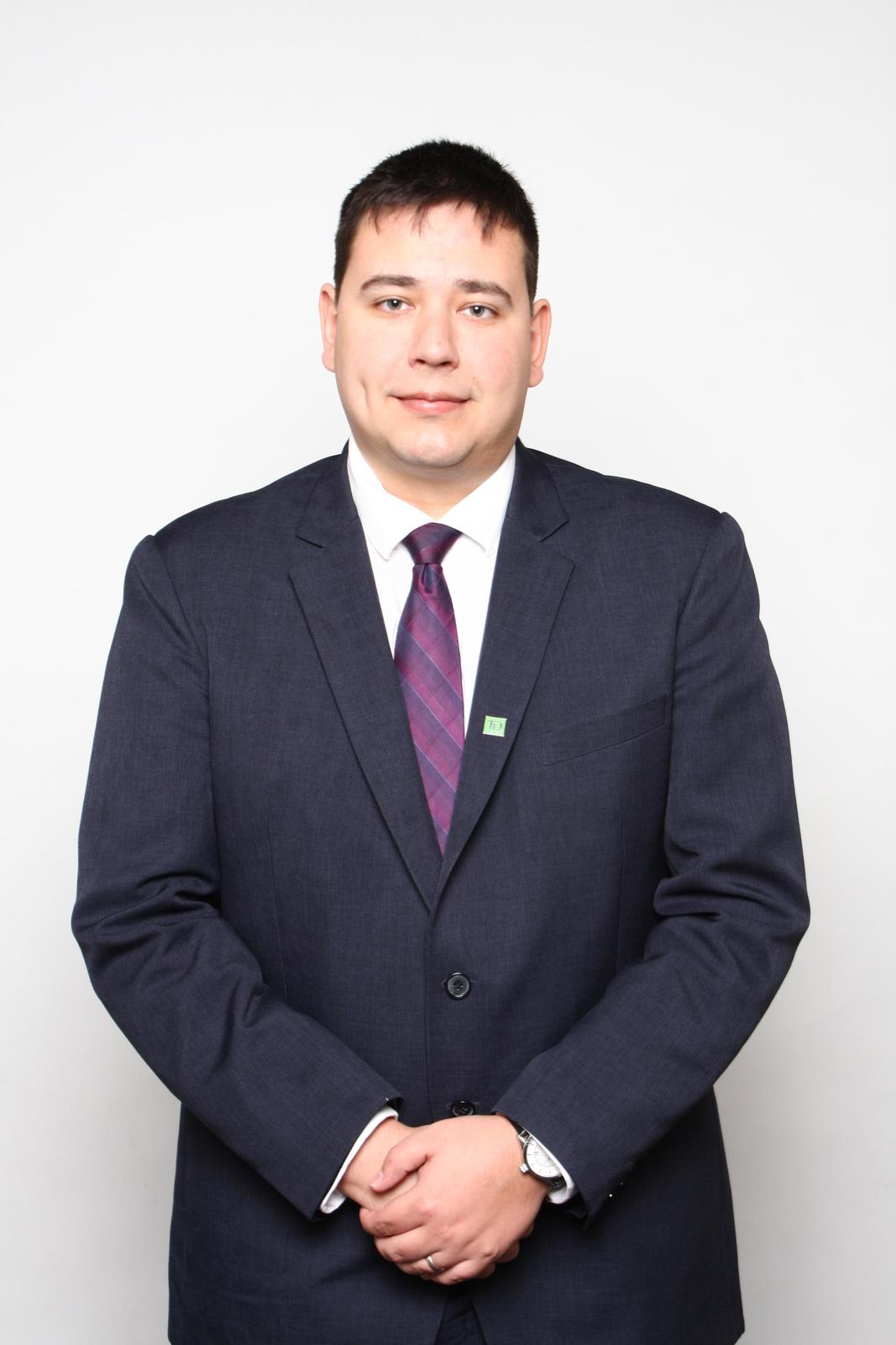 Aquiles Rosales - TD Investment Specialist