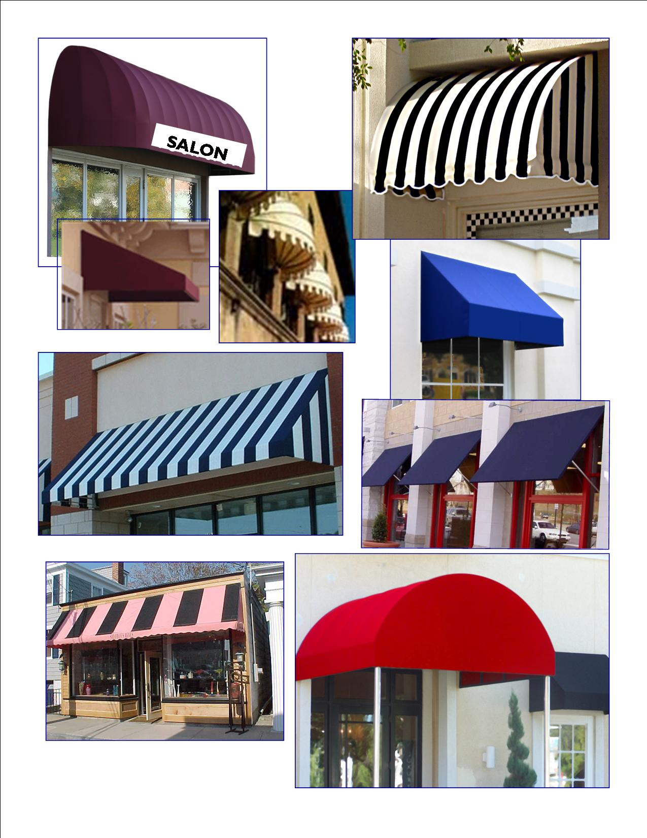 Universal Awnings Amp Signs Chicago Illinois Il