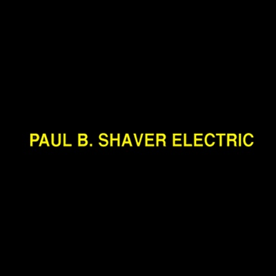 Paul B. Shaver Electric