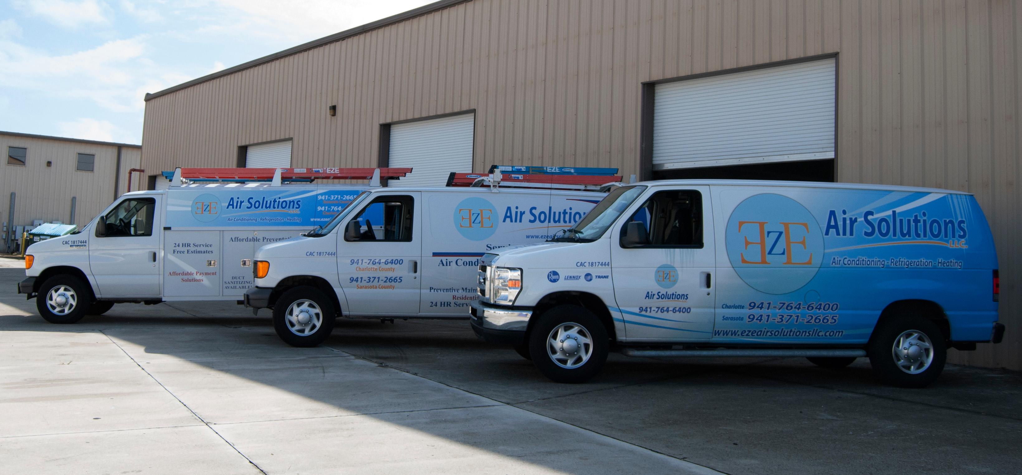 Eze Air Solutions Inc Port Charlotte Florida Fl