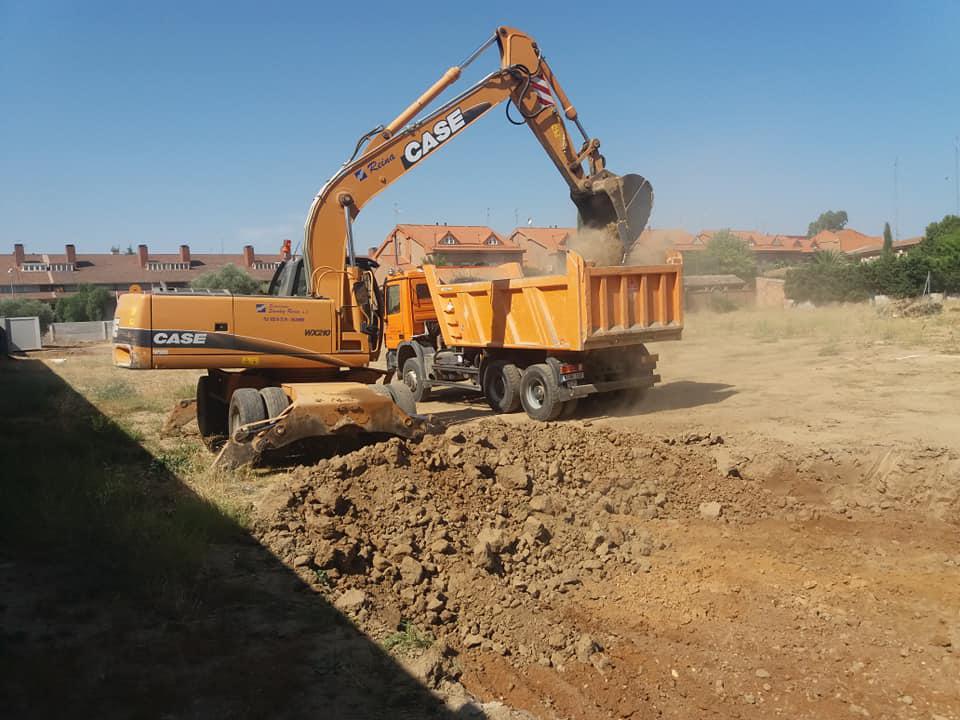Excavaciones Sánchez Reina