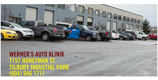 Werner's Auto Klinik in Delta