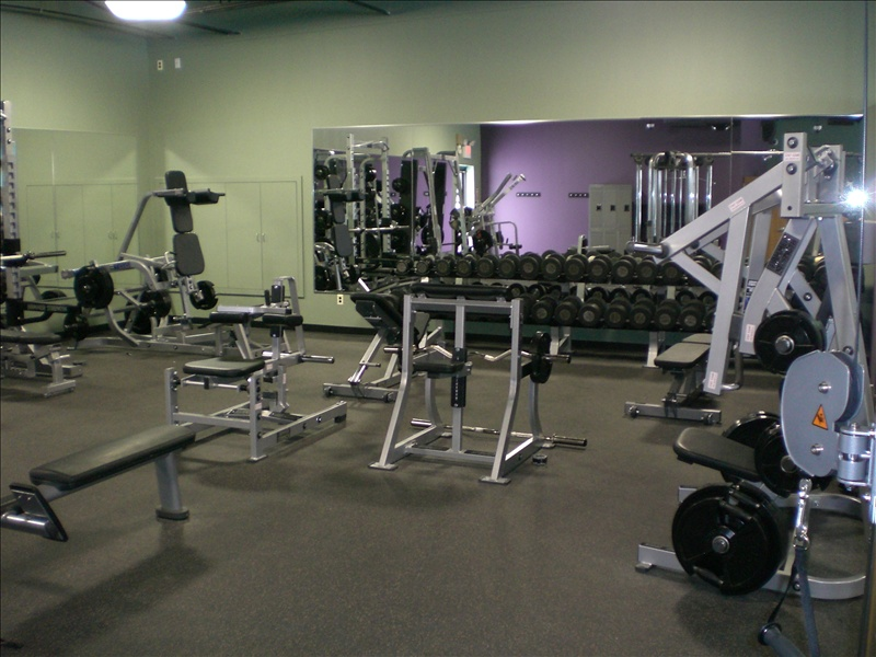 Anytime fitness in madison heights mi