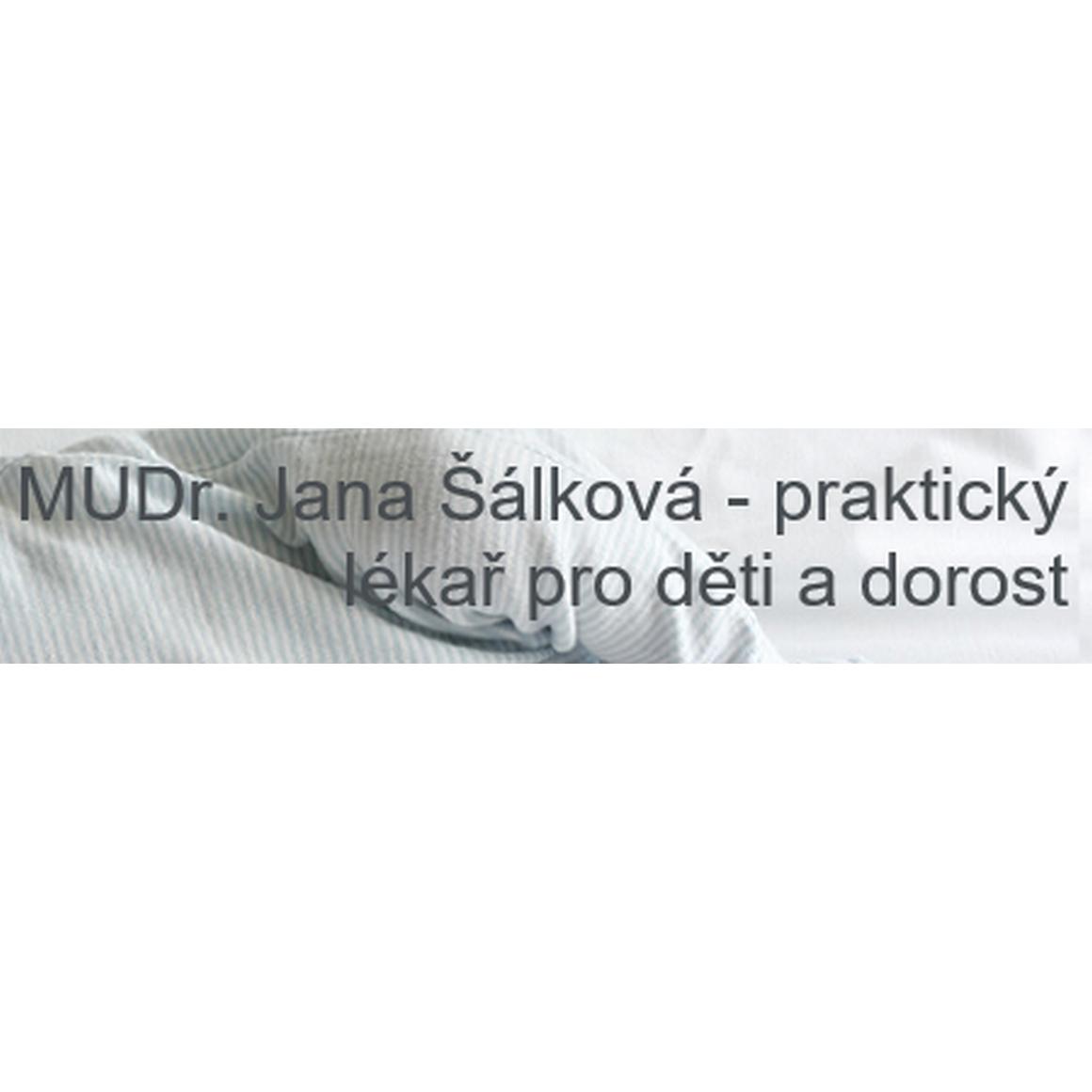 Šálková Jana MUDr.