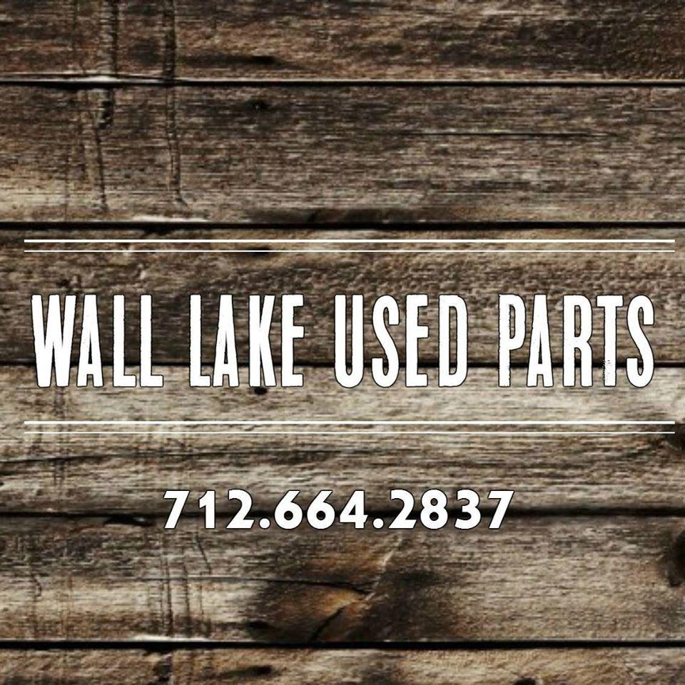 Wall Lake Used Parts & Equipment - Wall Lake, IA 51466 - (800)522-1909 | ShowMeLocal.com