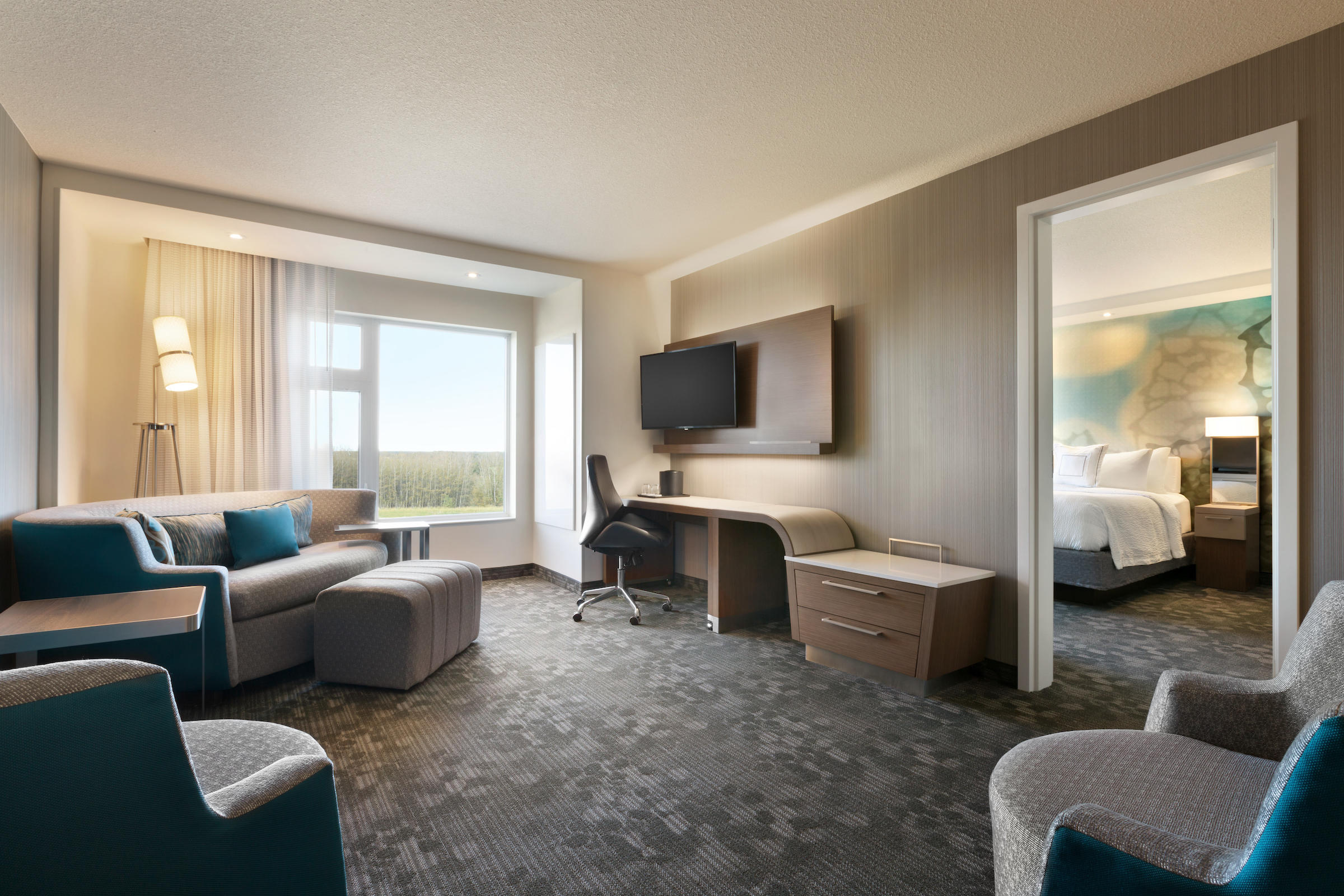 One Bedroom Suite Courtyard by Marriott Cold Lake Cold Lake (780)594-0989