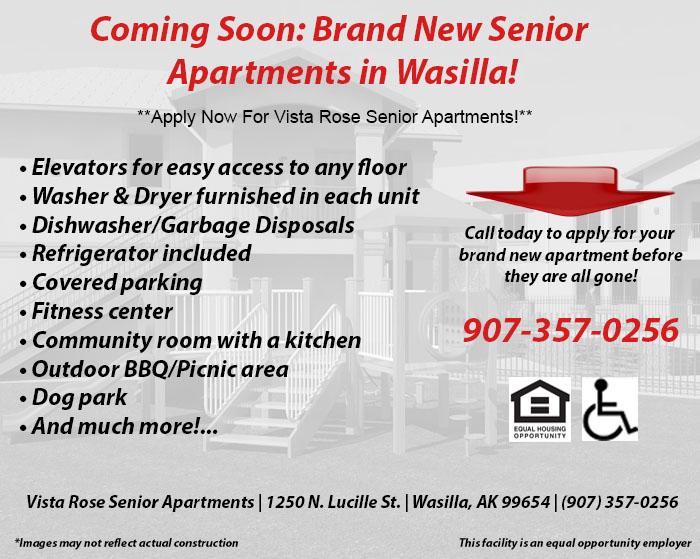 Vista Rose Senior Apartments