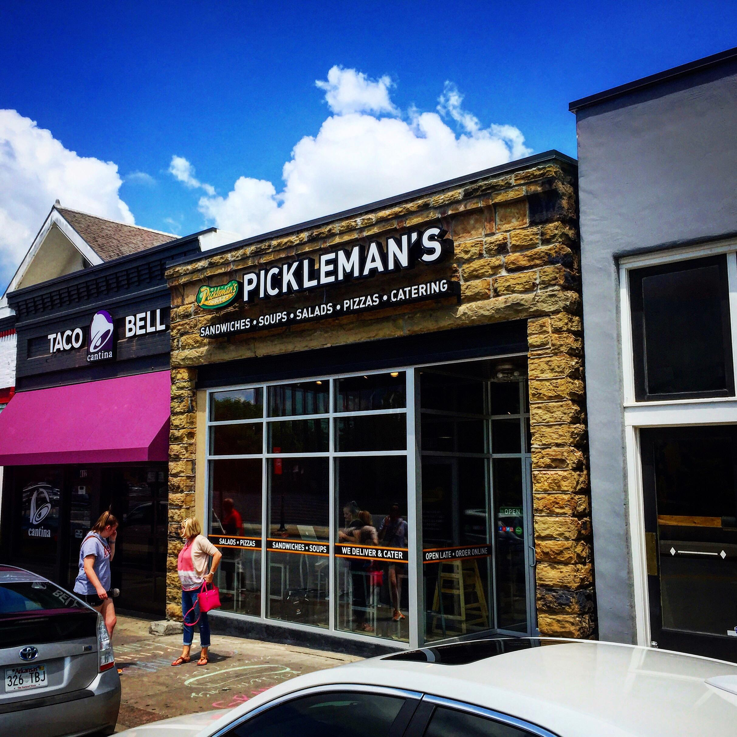 Pickleman S Cafe