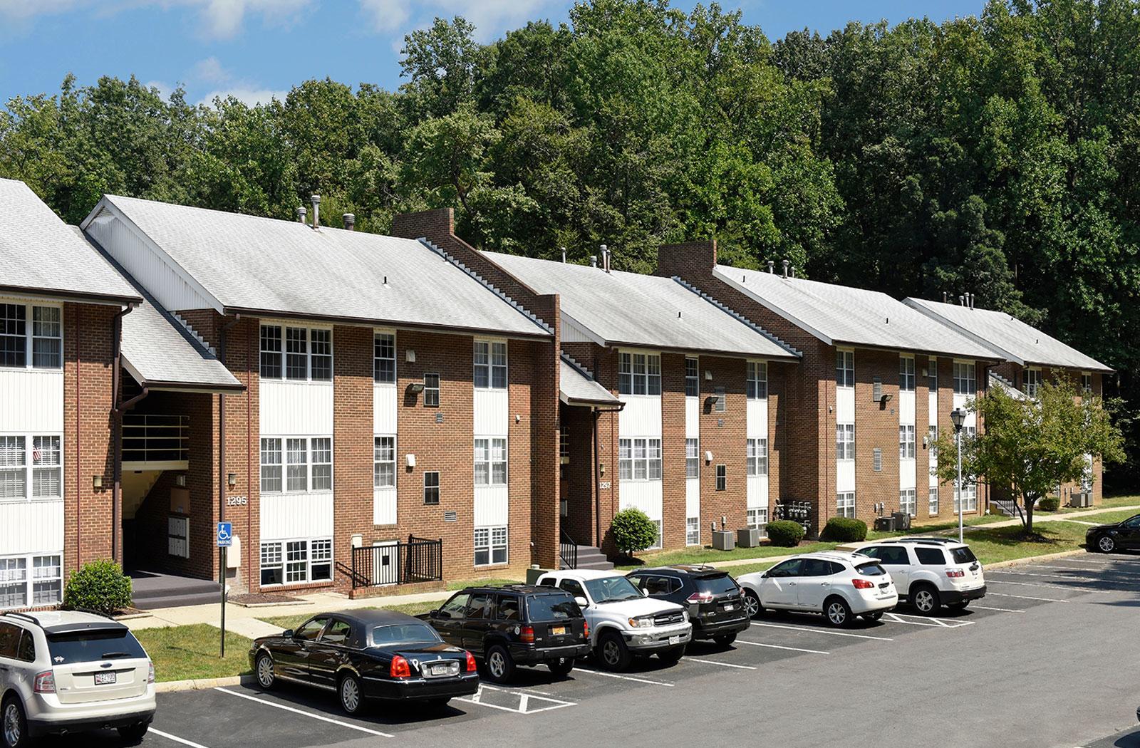 Allen Apartments Annapolis Md