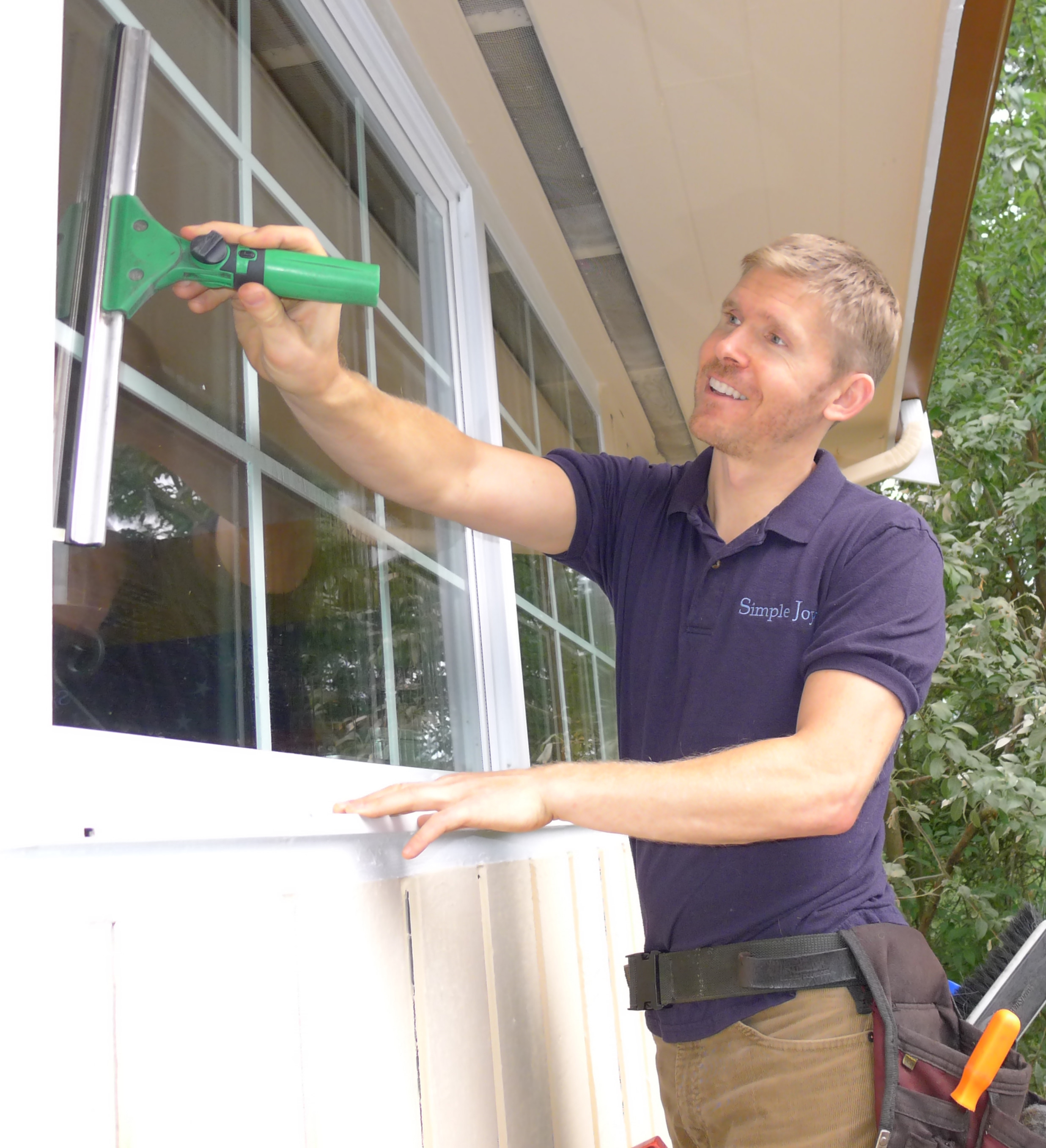 Simple Joys Roof, Window, Gutter, Chimney, & Dryer Vent Cleaning - Seattle, WA