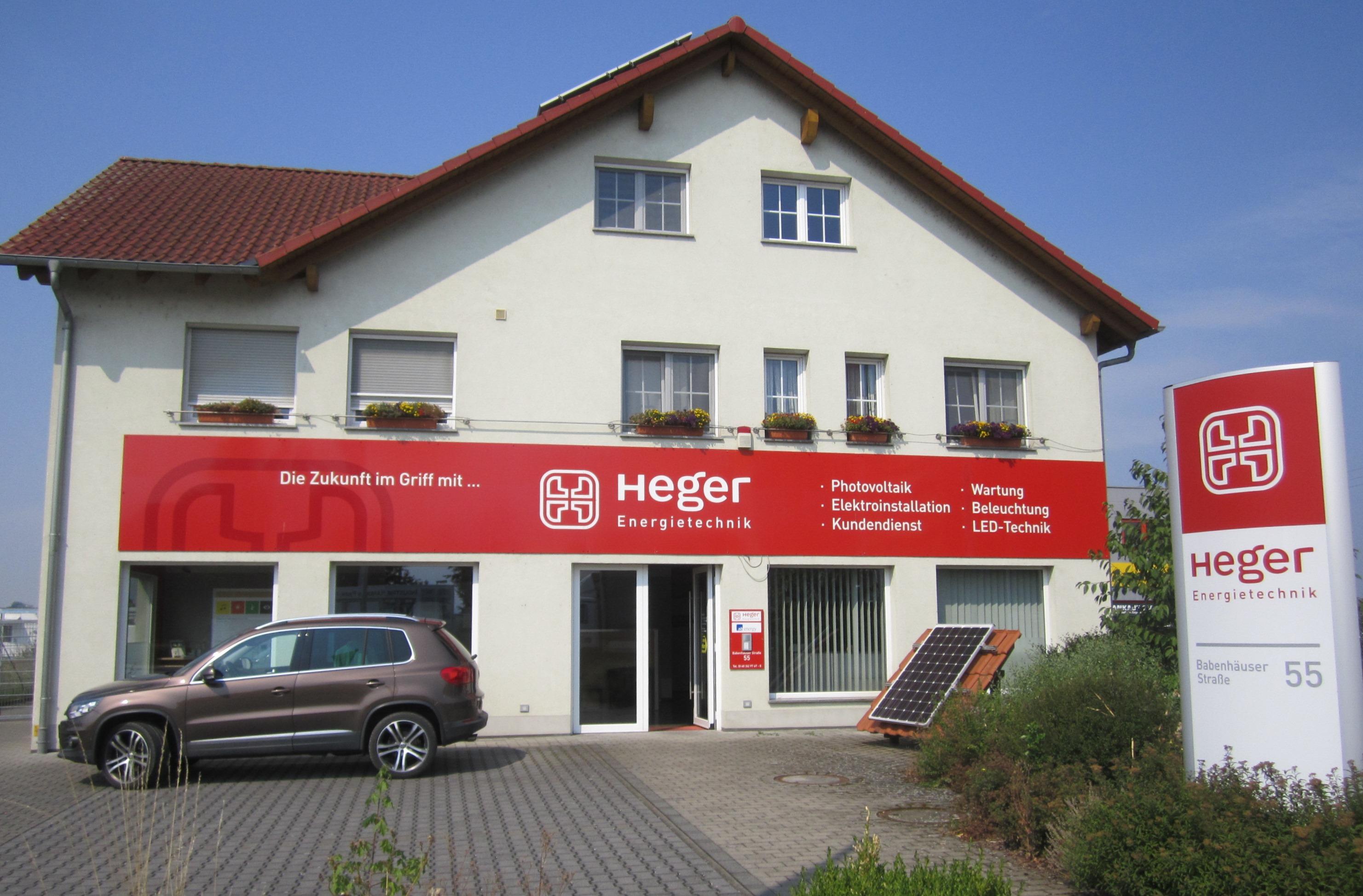 Heger Energietechnik GmbH Standort