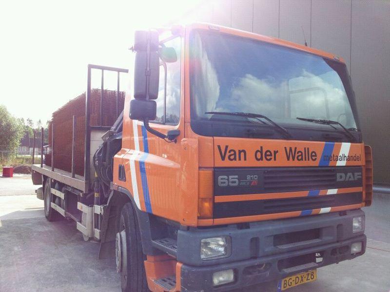 J van der Walle Metaalhandel