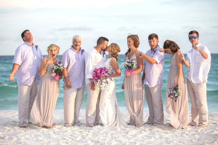 Royal Beach Weddings - Miramar Beach, FL 32550 - (850)225-8701 | ShowMeLocal.com