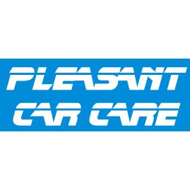 Pleasant Car Care Logo