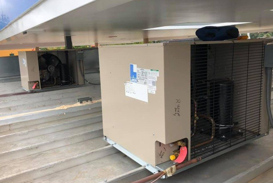 Tom's Commercial Refrigeration & Air