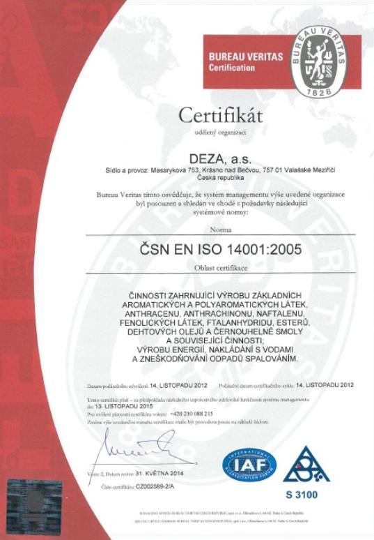 DEZA, a.s.