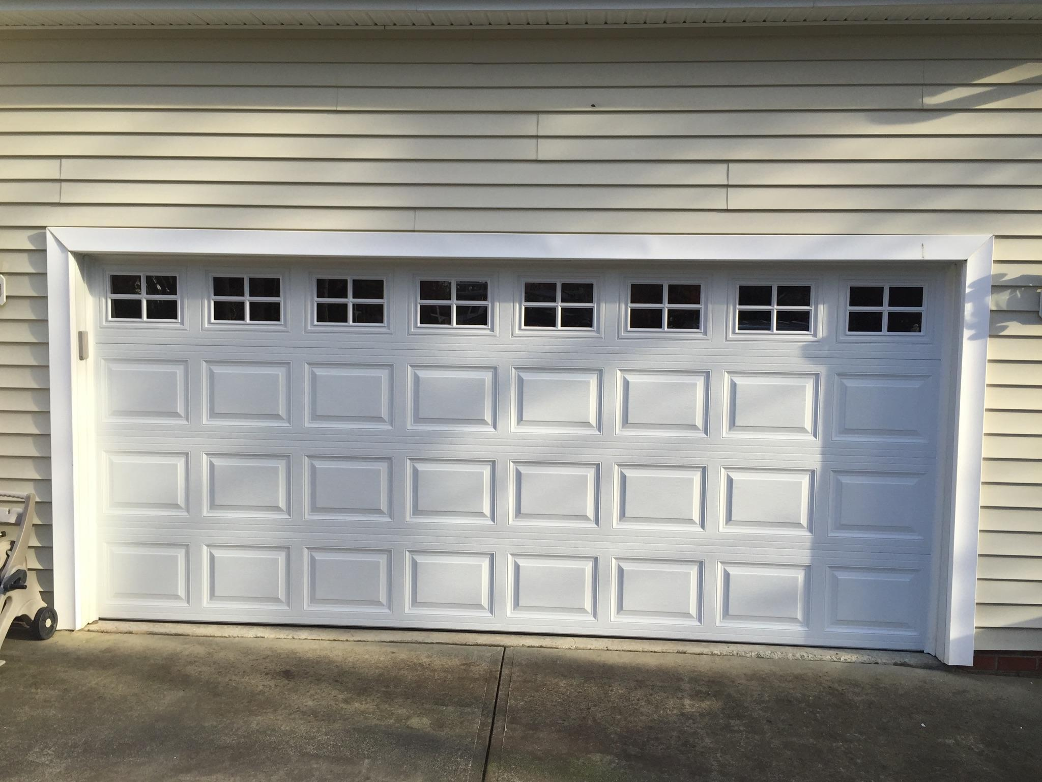 1536 #766D55 All American Overhead Garage Door Inc. In Wendell NC 27591  image Overhead Garage Doors Residential Reviews 37132048