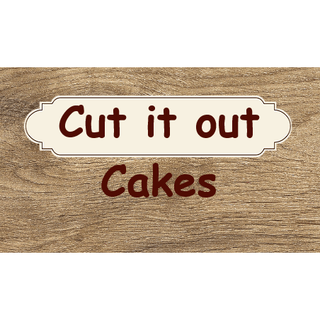 Cut it out Cakes - Gloucester, Gloucestershire GL2 2BU - 07969 561259 | ShowMeLocal.com