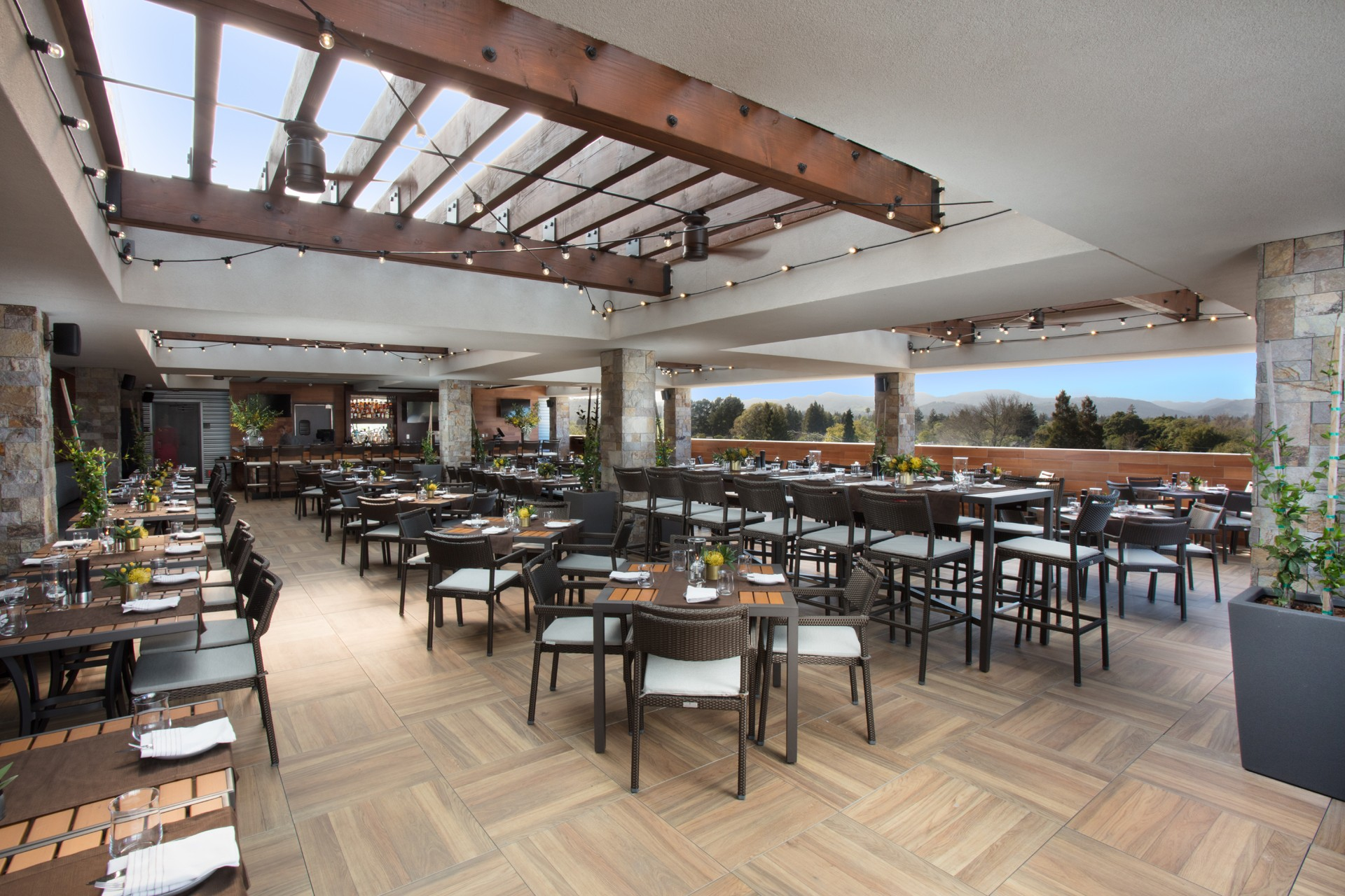Downtown Napa Restaurant