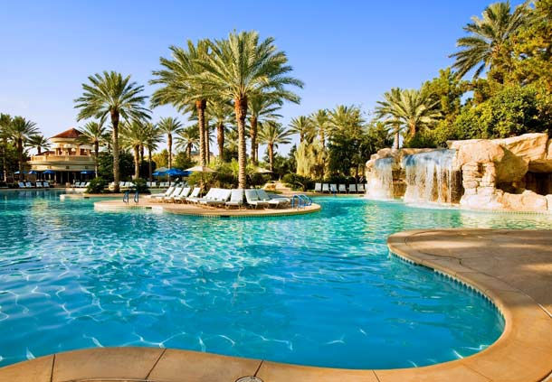 Hotels Near Jw Marriott Las Vegas