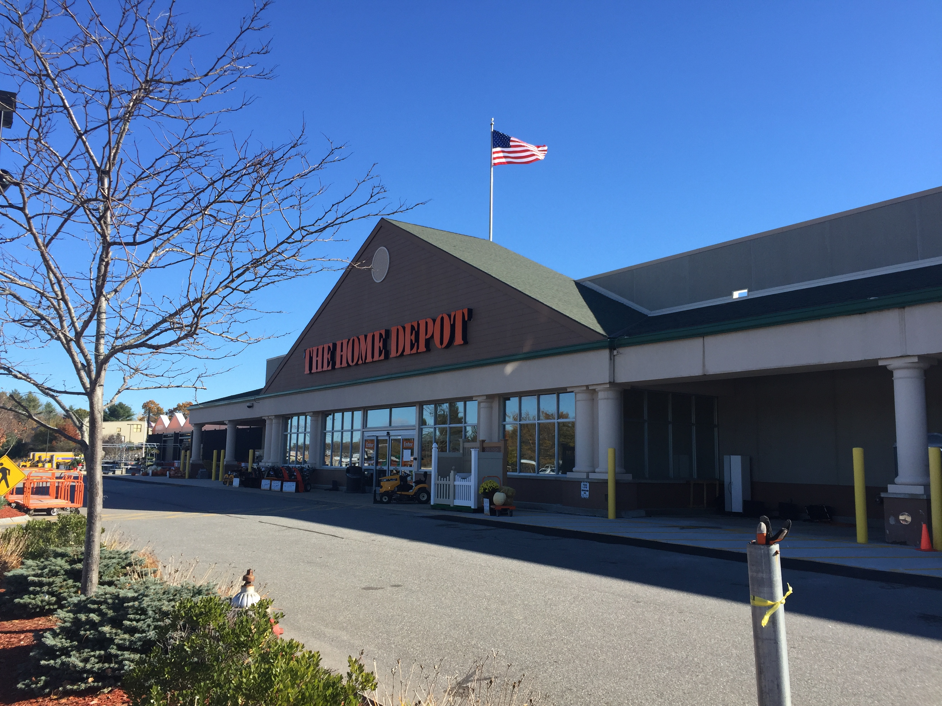 The Home Depot In Topsham, ME 04086