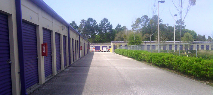 Storesmart Self Storage Spring Hill Florida Fl