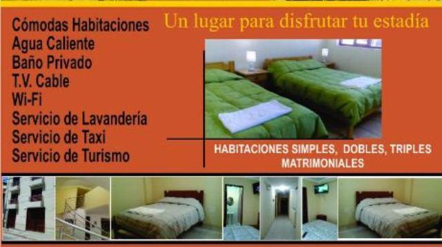 Hospedaje La Alborada Cajamarca