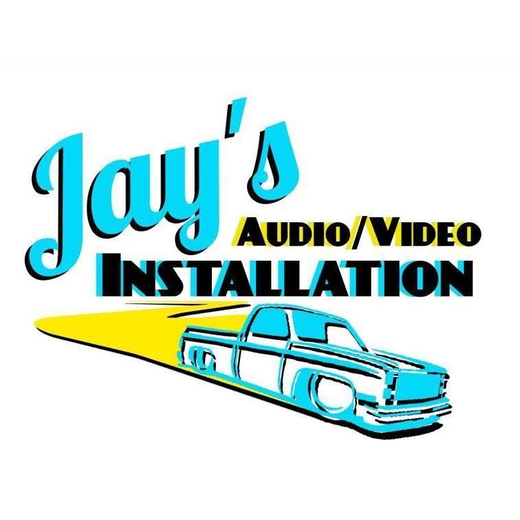 Jay's Audio/Video Installation