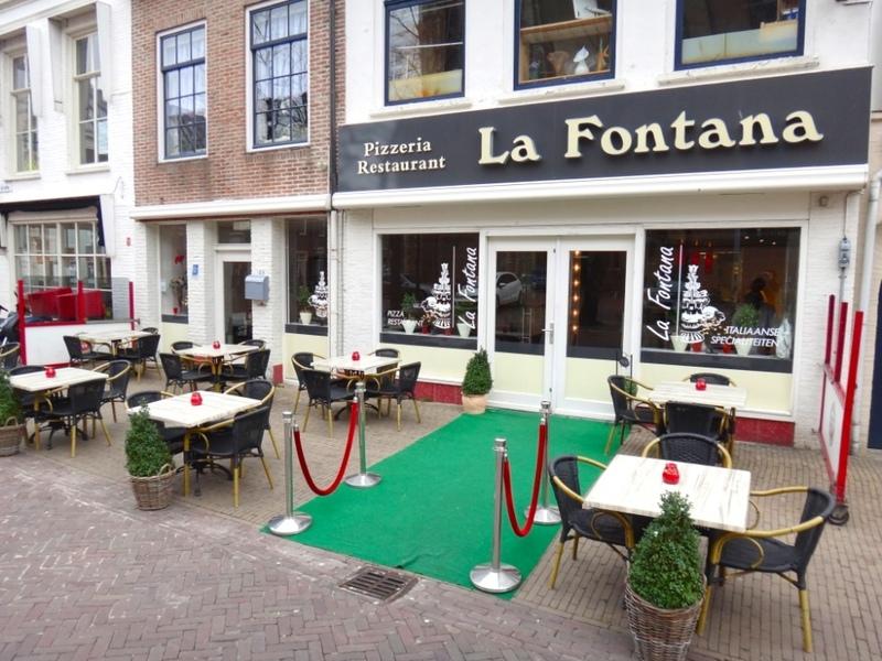 Restaurant Pizzeria La Fontana