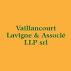 Vaillancourt Lavigne & Associé LLP srl