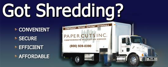 Paper Cuts INC - San Fernando, CA