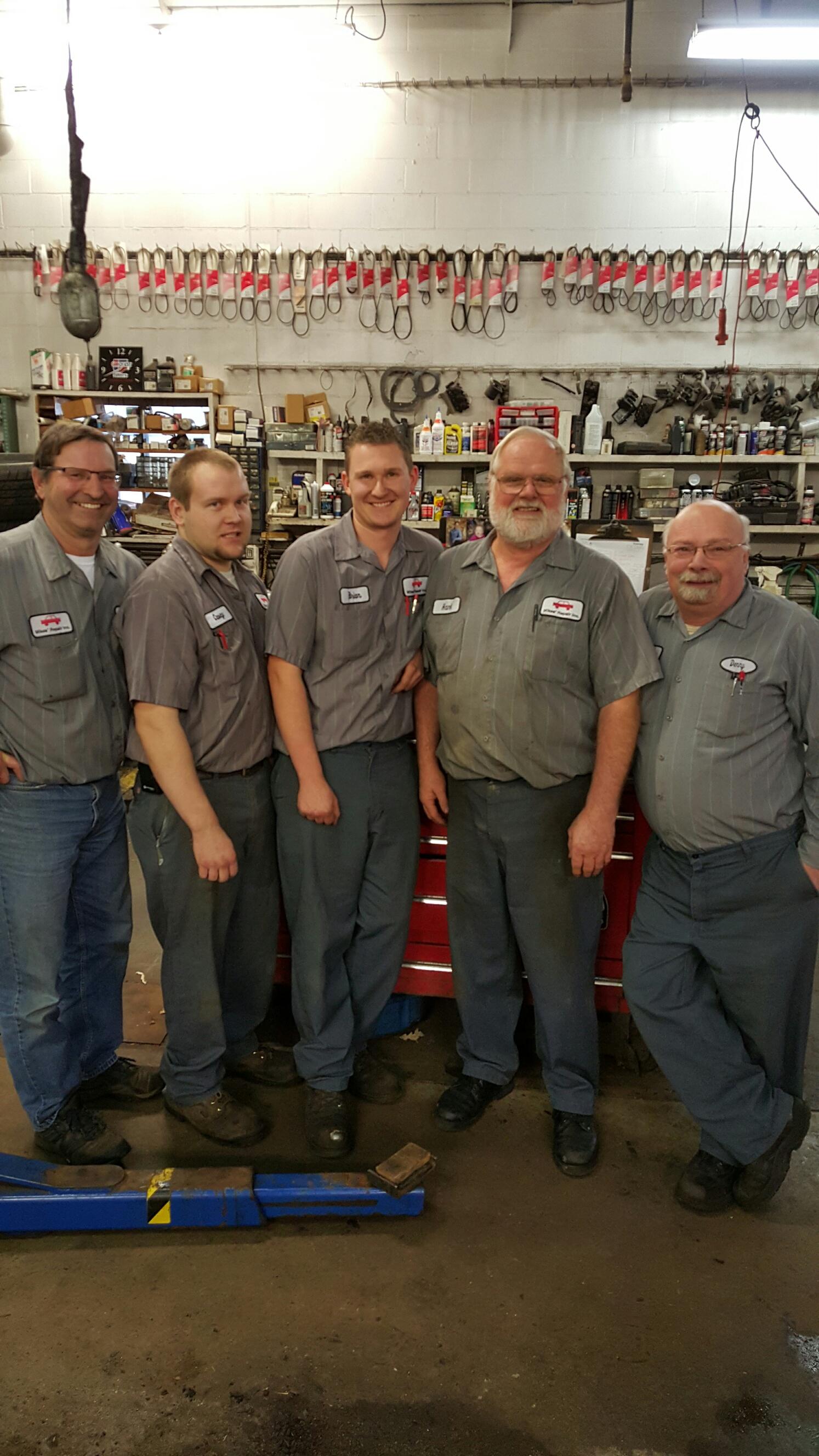 Mike's Repair, Inc.
