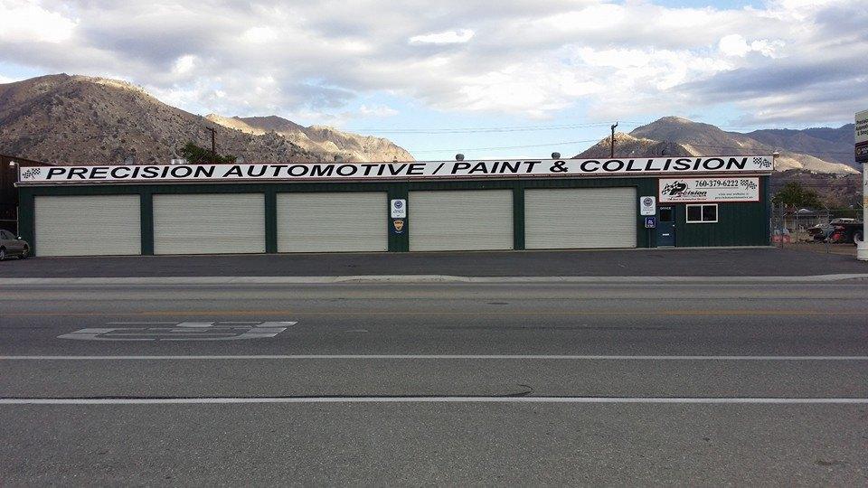 Precision Automotive Paint & Collision