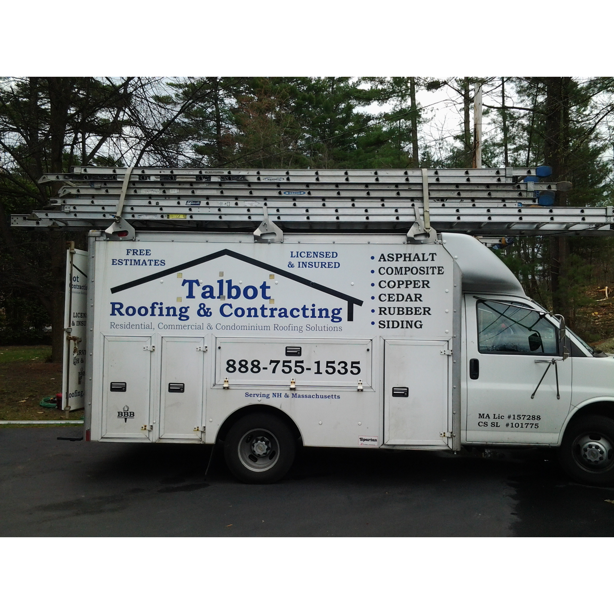 Rj Talbot Roofing Amp Contracting Inc 5 Photos Roofers