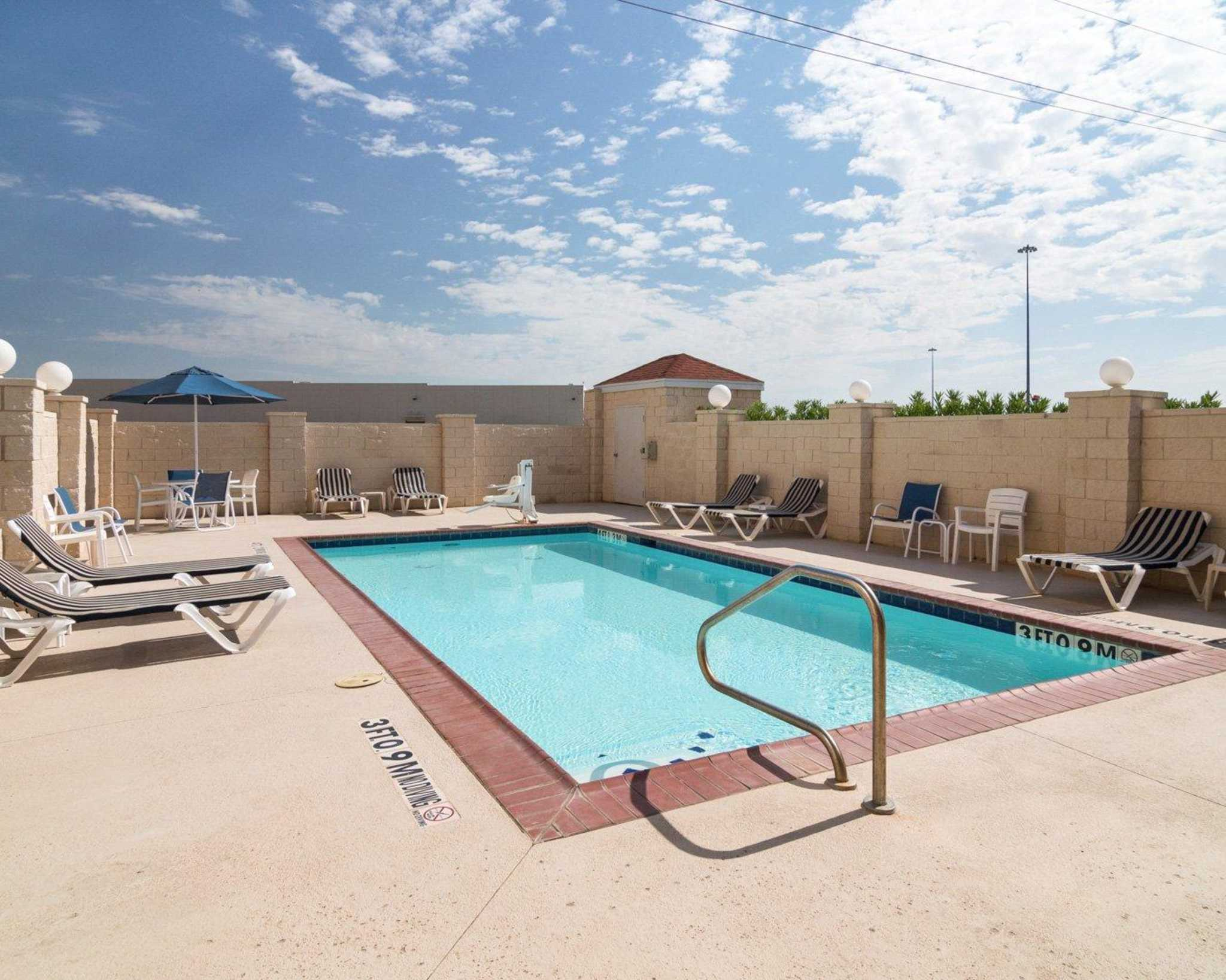 Hotels In Odessa Tx With Truck Parking