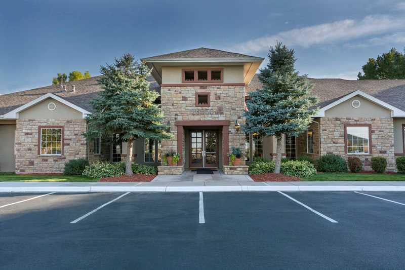 Cherrywood Village Apartments Parker Colorado