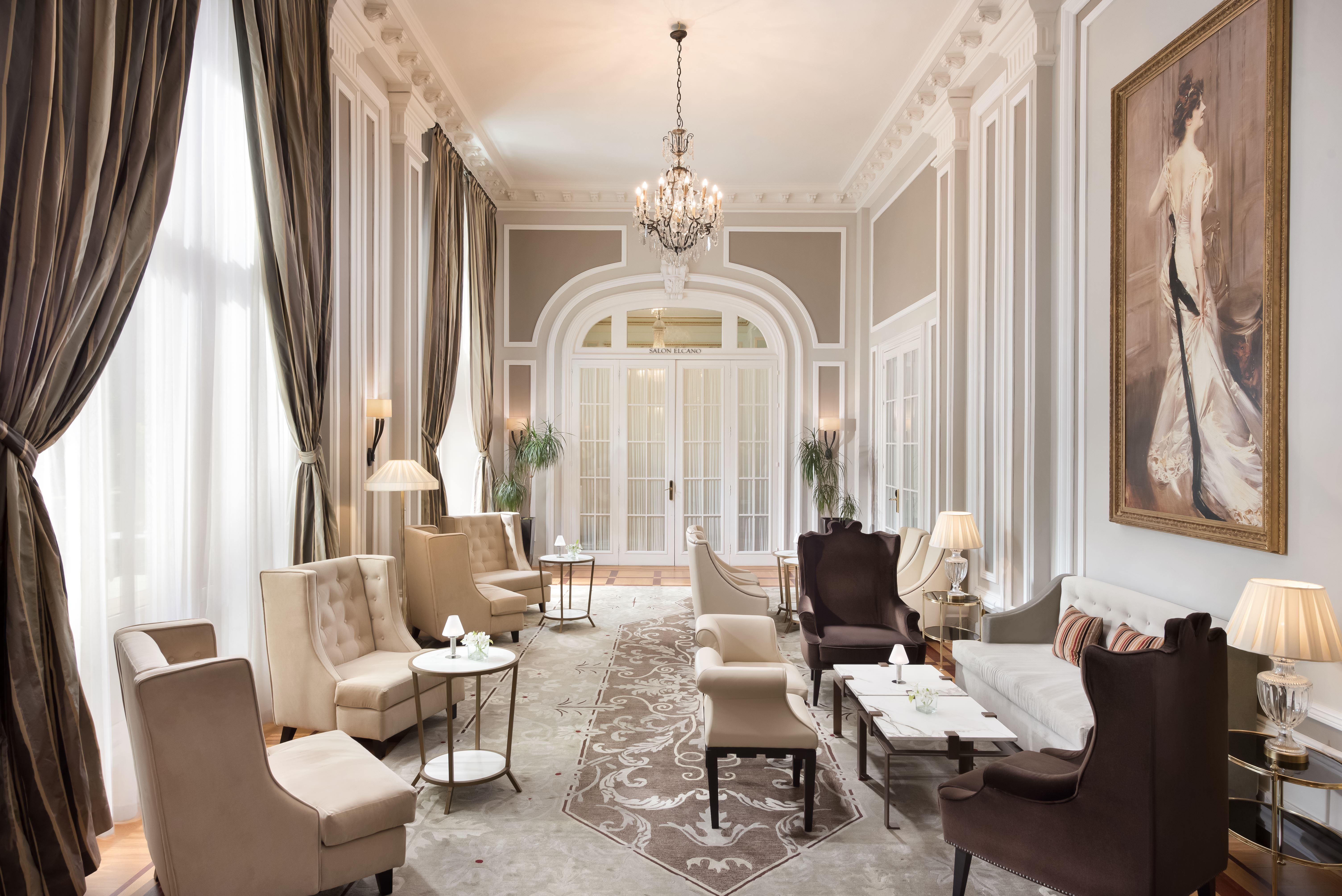 Hotel Maria Cristina, a Luxury Collection Hotel, San Sebastian