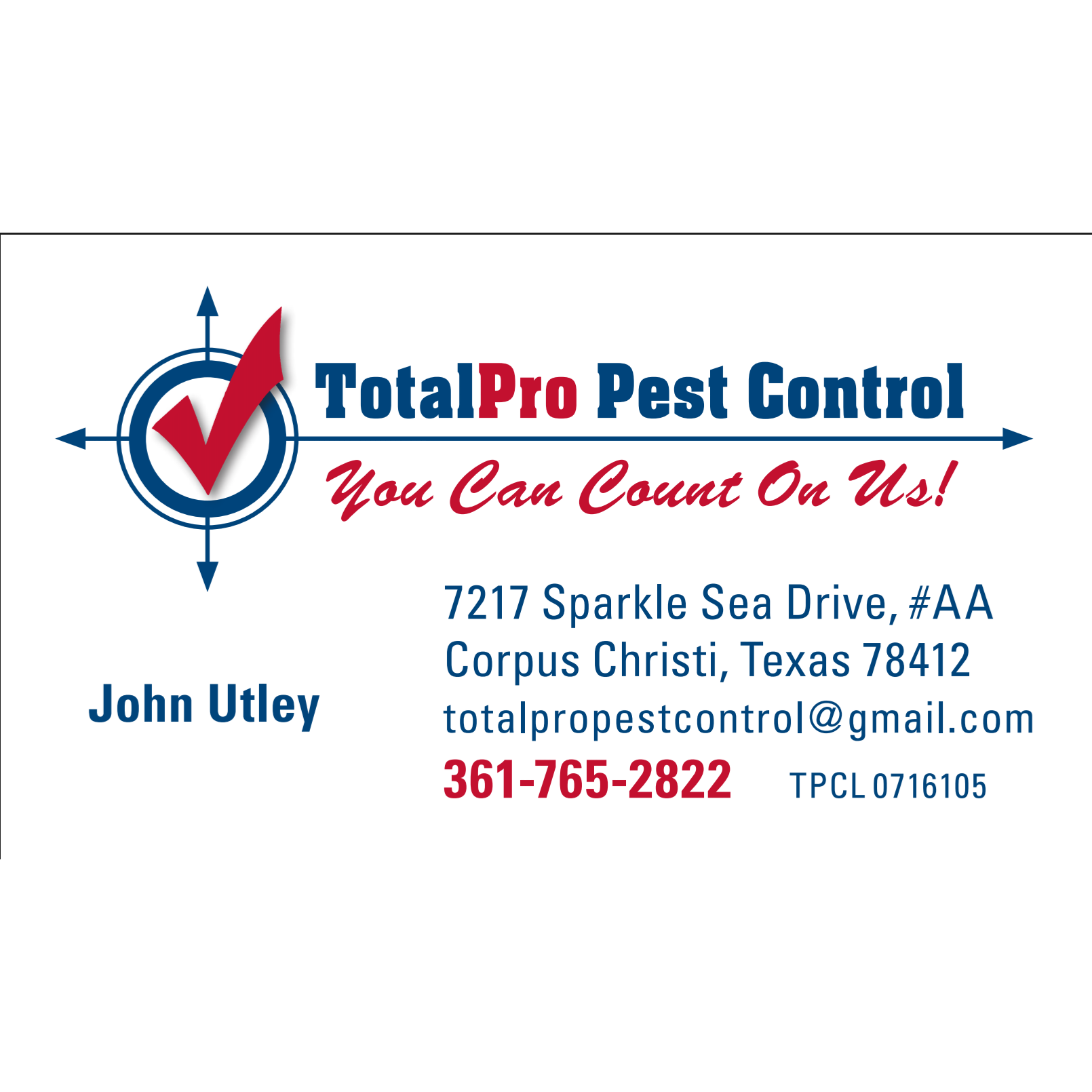 Total Pro Pest Control Coupons Near Me In Corpus Christi