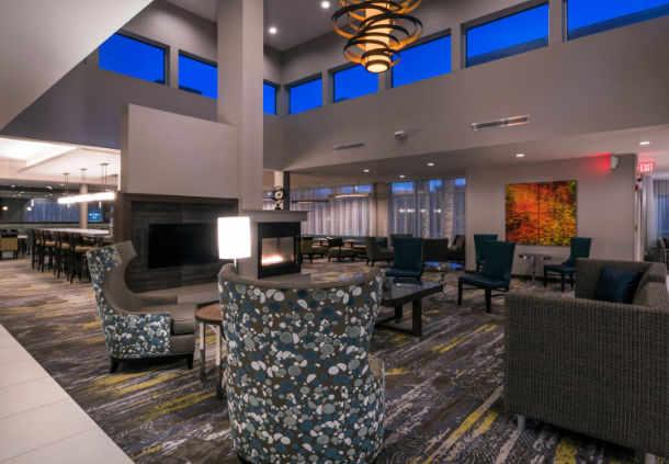 Residence inn by marriott fishkill fishkill new york ny for Hilton garden inn poughkeepsie fishkill