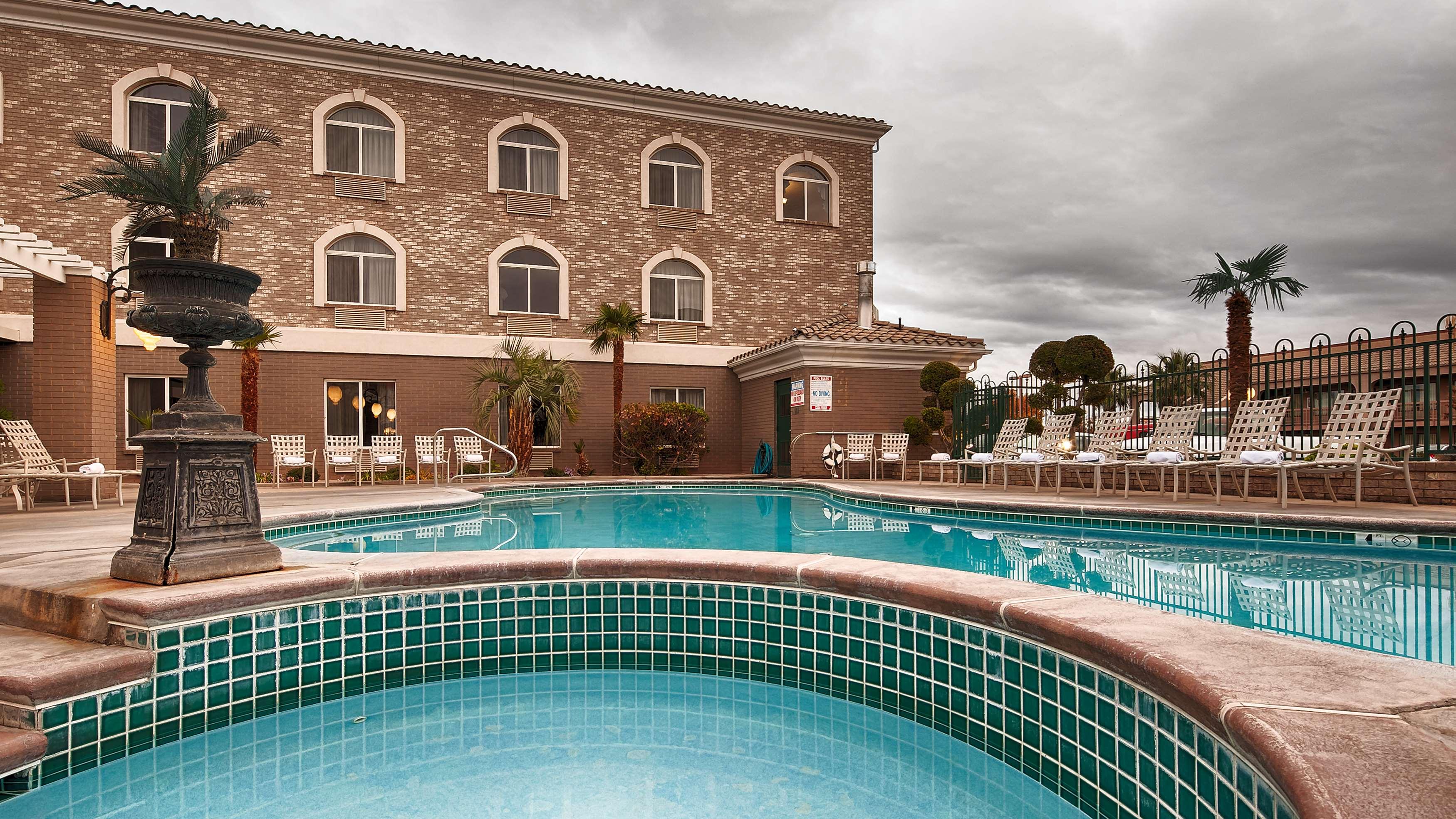 Best Western Plus Abbey Inn Saint George Utah Ut