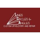 Lines Circles & Angles Custom Upholstery & Repair