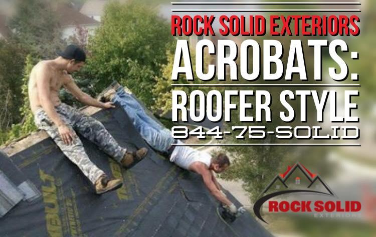 Rock Solid Exteriors Roofers And Siding Contractors In
