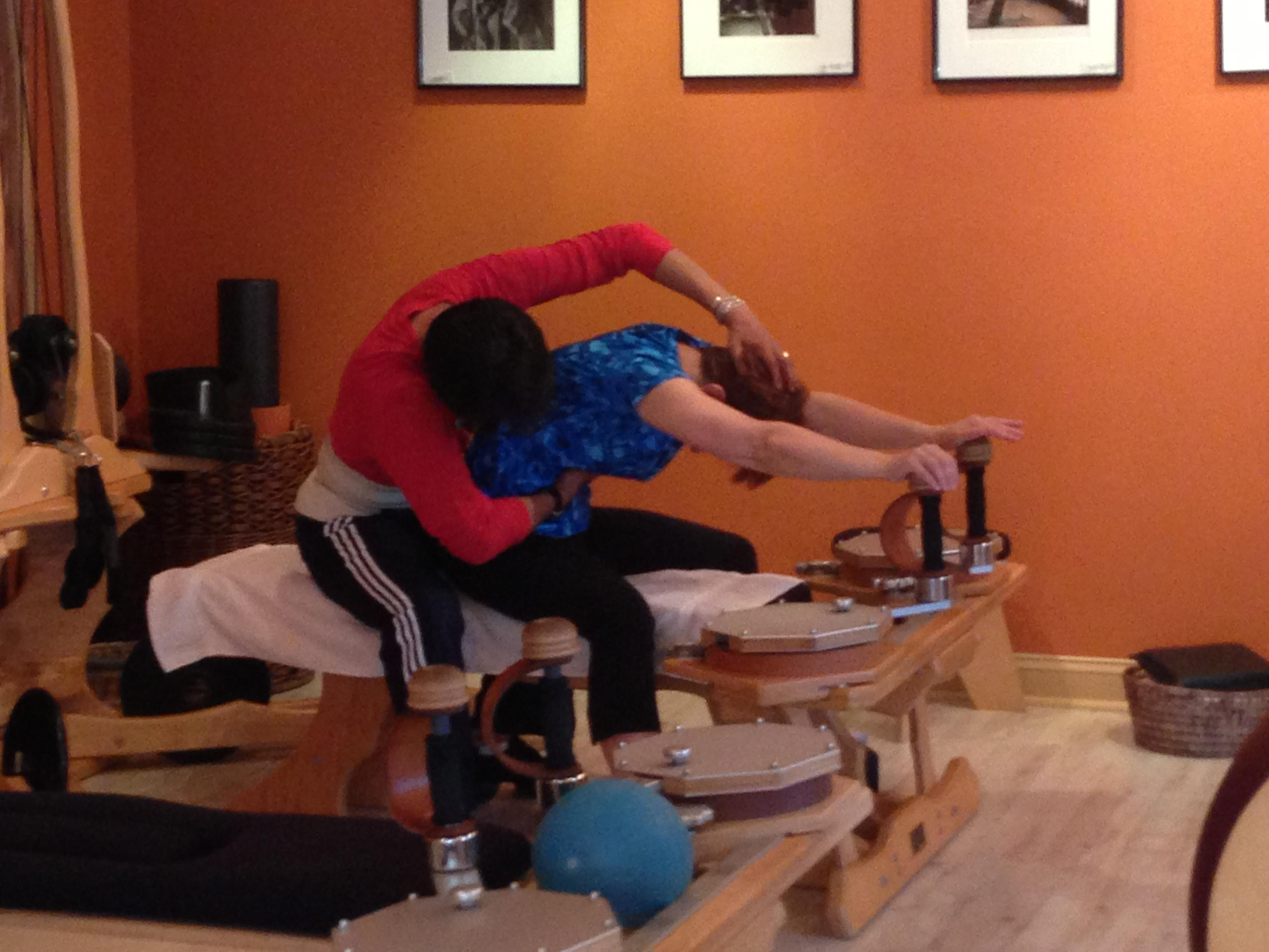 Pilates Studio Englewood - The Harmony Group Studios