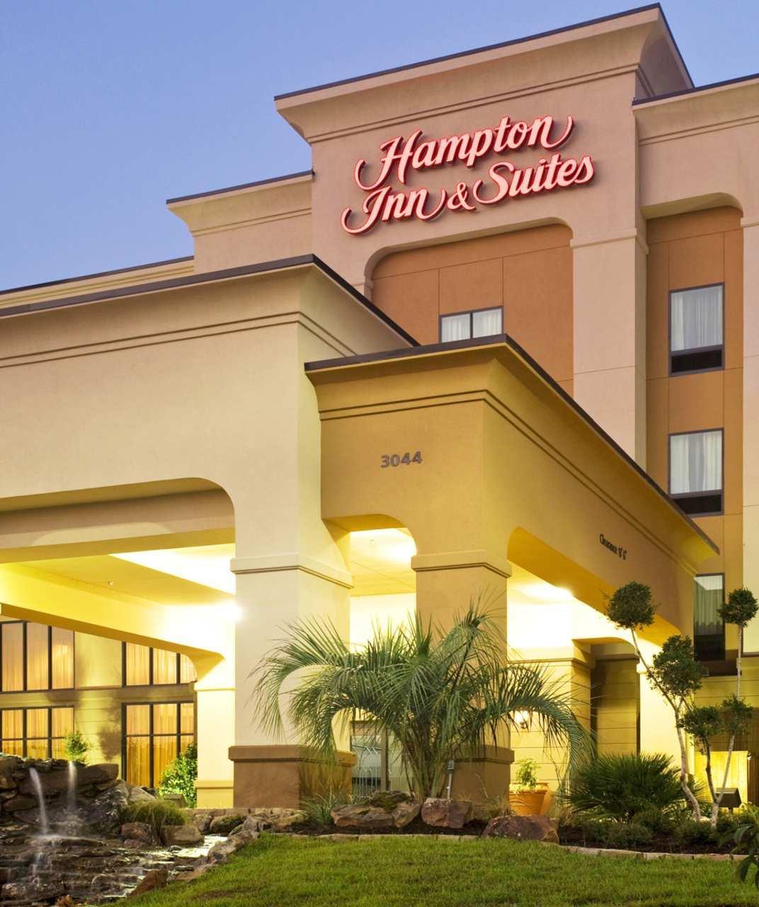 image of the Hampton Inn & Suites Longview North